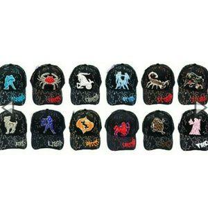 Accessories - Zodiac Sign Baseball Caps